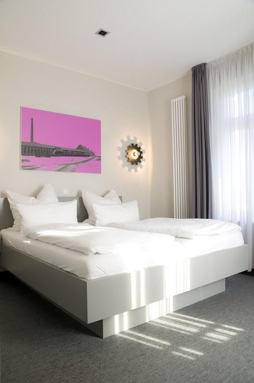 Alte Ziegelei: Apartments nahe der niederländischen Grenze zu vermieten. Foto: Heinrichs Gruppe